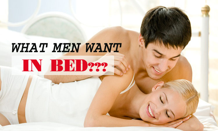 What men like in bed